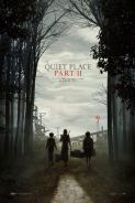 Movie poster image for A QUIET PLACE PART II