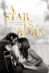 """Movie poster image for """"A STAR IS BORN"""""""