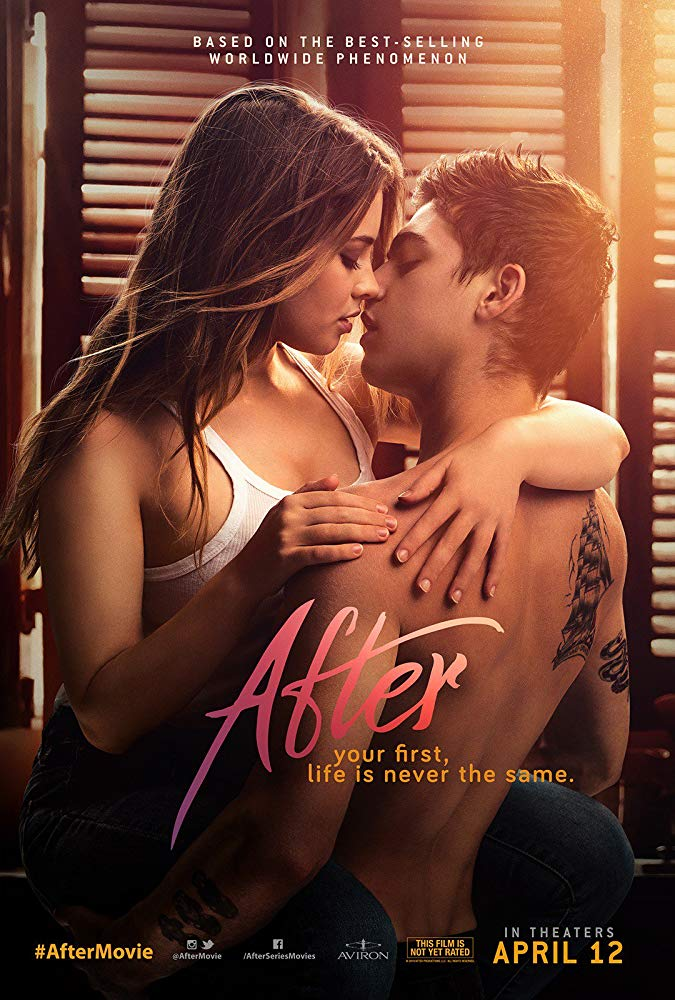 "Movie poster image for ""AFTER"""
