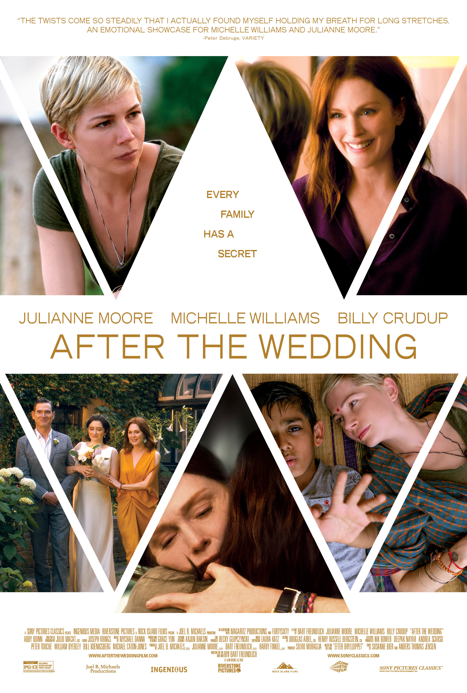 "Movie poster image for ""AFTER THE WEDDING"""