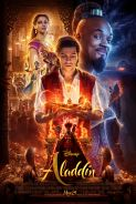 "Movie poster image for ""ALADDIN"""