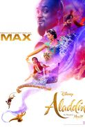 Poster of ALADDIN in IMAX