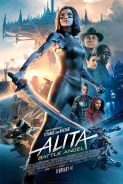 Poster of ALITA: BATTLE ANGEL in IMAX