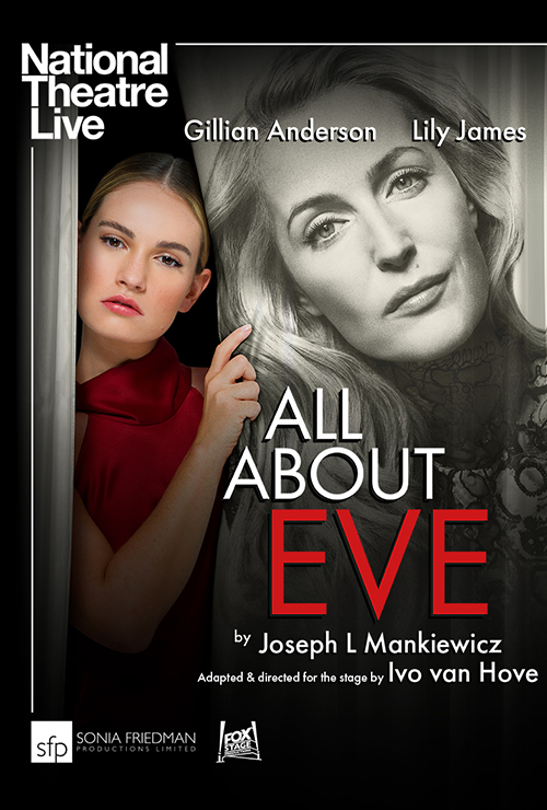 """Movie poster image for """"National Theatre Live: ALL ABOUT EVE"""""""