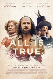 "Movie poster image for ""ALL IS TRUE"""