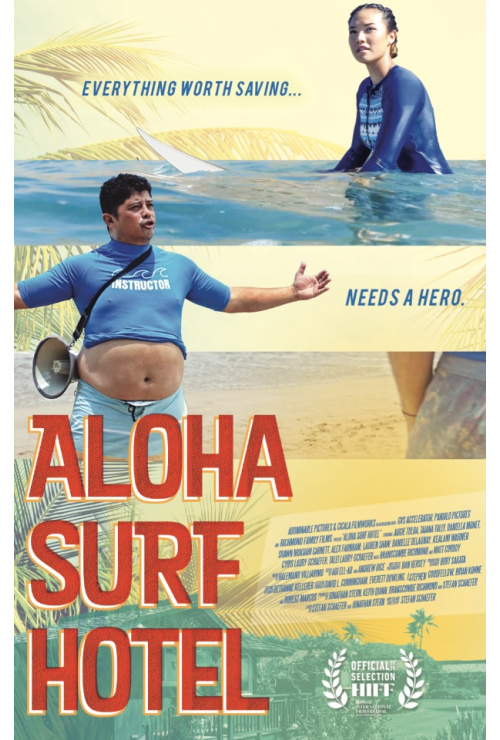 Movie poster image for ALOHA SURF HOTEL