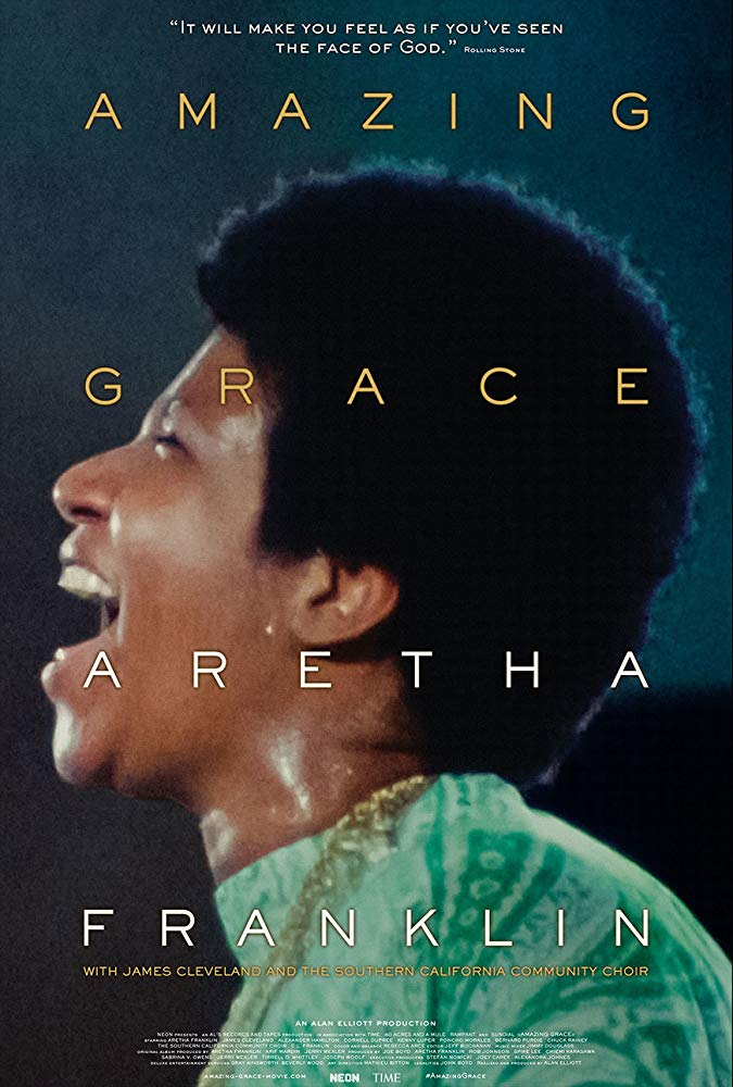 """Movie poster image for """"AMAZING GRACE"""""""