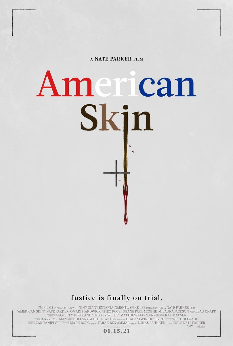 Movie poster image for AMERICAN SKIN