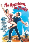 Movie poster image for AN AMERICAN IN PARIS