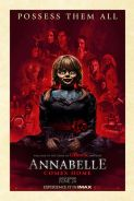 Poster of ANNABELLE COMES HOME in IMAX