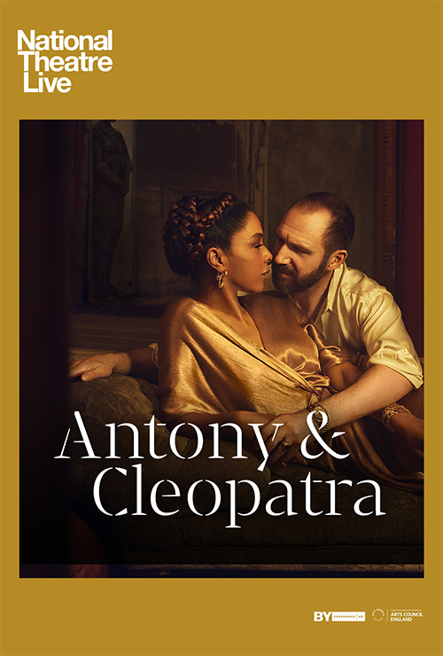 "Movie poster image for ""NATIONAL THEATRE LIVE - ANTONY & CLEOPATRA"""