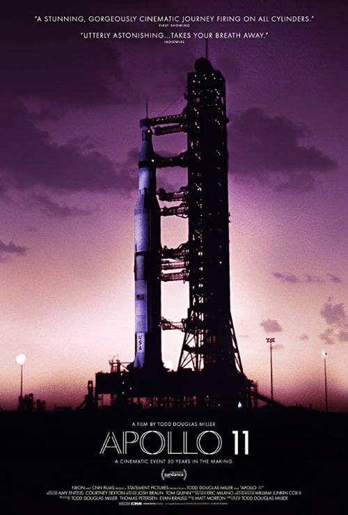 "Movie poster image for ""APOLLO 11"""