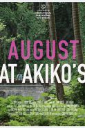 Poster of AUGUST AT AKIKO'S