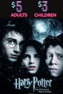 Movie poster image for HARRY POTTER AND THE PRISONER OF AZKABAN