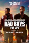 Poster of BAD BOYS FOR LIFE in IMAX