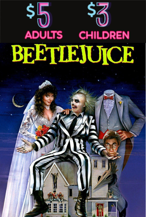 Movie poster image for BEETLEJUICE