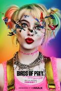 Poster of BIRDS OF PREY (AND THE FANTABULOUS EMANCIPATION OF ONE HARLEY QUINN) in IMAX