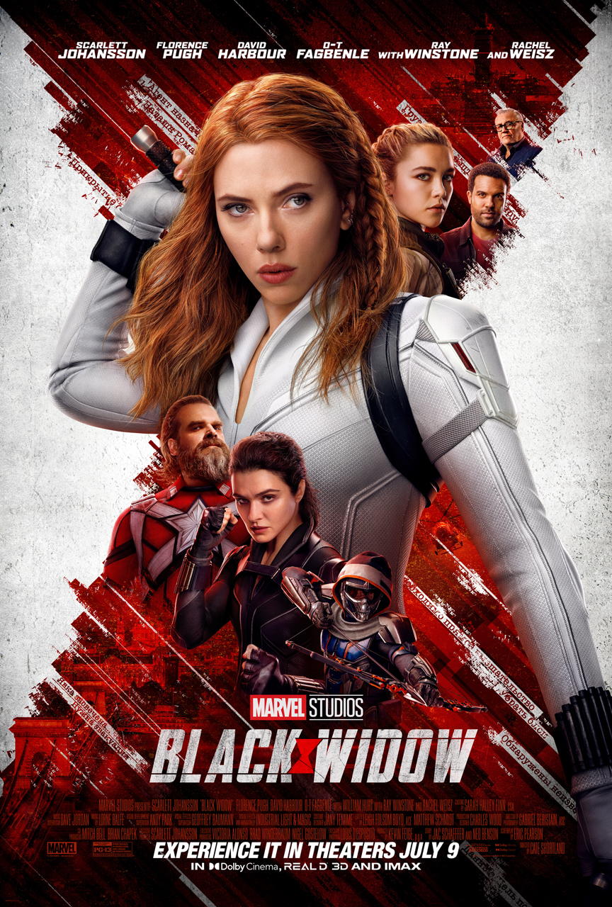 Movie poster image for BLACK WIDOW