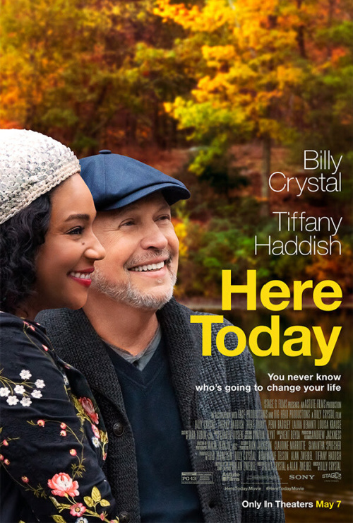 Movie poster image for HERE TODAY