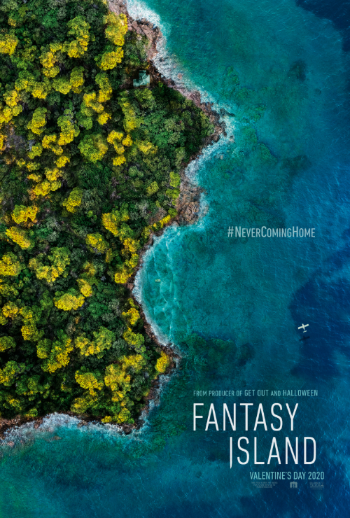 Movie poster image for 'BLUMHOUSE'S FANTASY ISLAND'