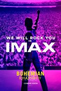 BOHEMIAN RHAPSODY in IMAX
