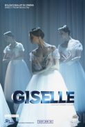 BOLSHOI BALLET: GISELLE Movie Poster