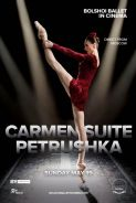 Poster of BOLSHOI BALLET: CARMEN SUITE / PETRUSHKA