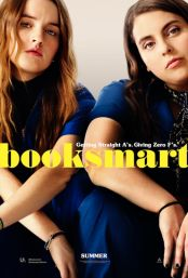 "Movie poster image for ""BOOKSMART"""