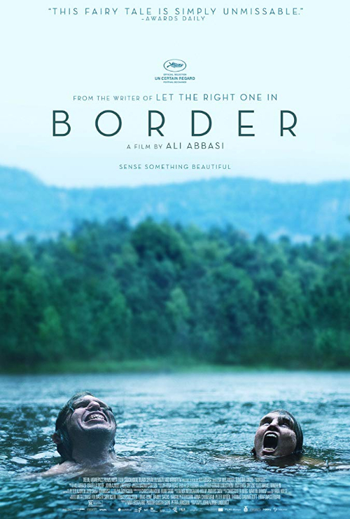 """Movie poster image for """"BORDER"""""""