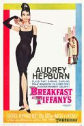 "Movie poster image for ""BREAKFAST AT TIFFANY'S"""