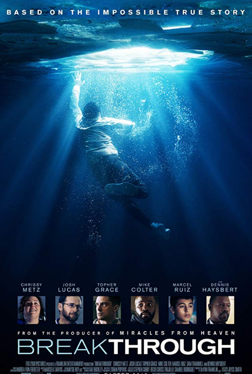 "Movie poster image for ""BREAKTHROUGH"""