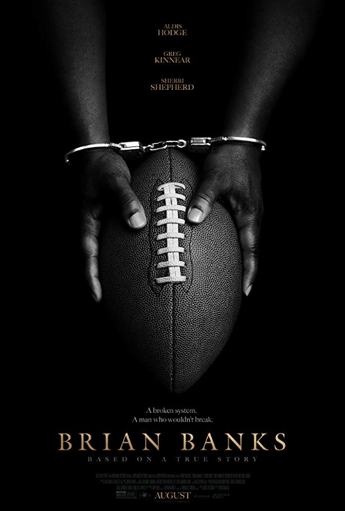 """Movie poster image for """"BRIAN BANKS"""""""