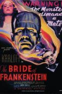 Movie poster image for BRIDE OF FRANKENSTEIN