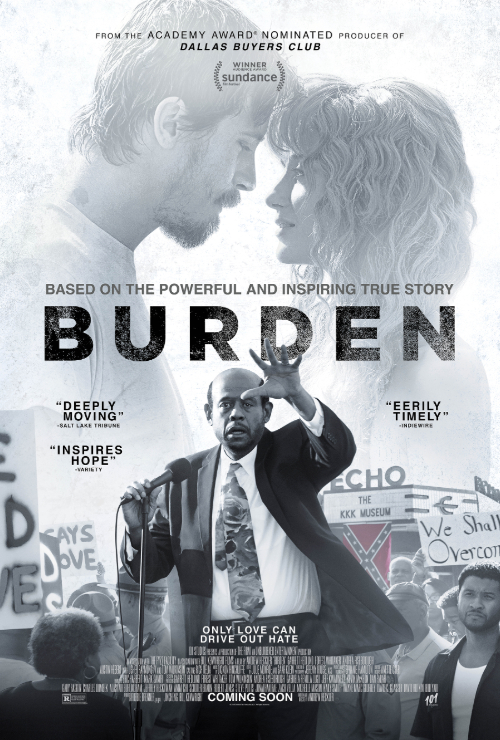 Movie poster image for 'BURDEN'