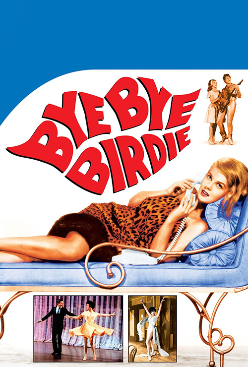 "Movie poster image for ""BYE BYE BIRDIE"""