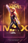 Poster of CAPTAIN MARVEL in IMAX