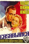 Poster of CASABLANCA in 35MM