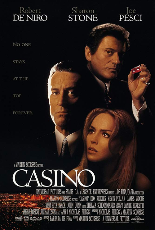 "Movie poster image for ""CASINO"""