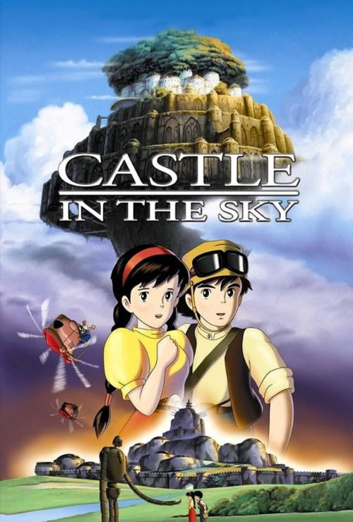 "Movie poster image for ""CASTLE IN THE SKY - Studio Ghibli Festival"""