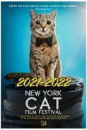 Movie poster image for 2021 CAT FILM FESTIVAL