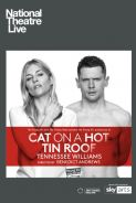 NATIONAL THEATRE LIVE - CAT ON A HOT TIN ROOF
