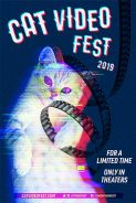 Poster of CATVIDEOFEST 2019