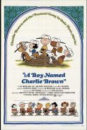 A BOY NAMED CHARLIE BROWN - 5OTH ANNIVERSARY Movie Poster