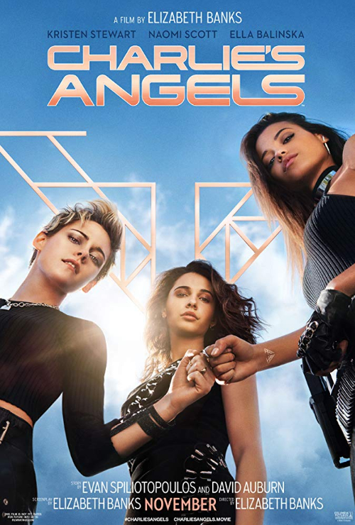 "Movie poster image for ""CHARLIE'S ANGELS"""