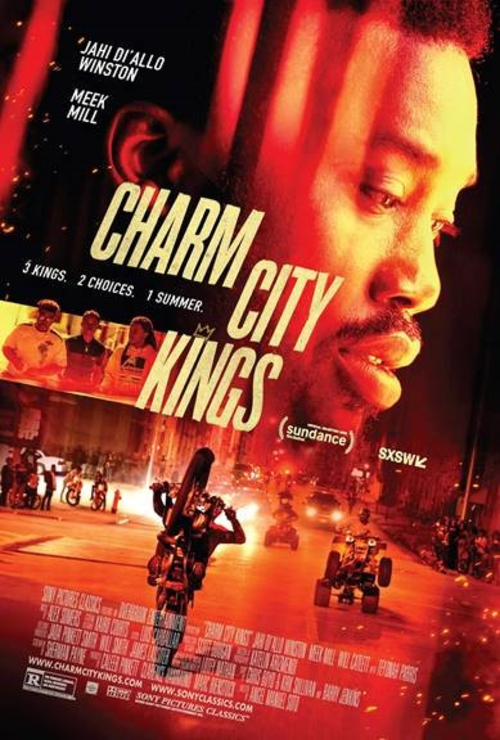 Movie poster image for 'CHARM CITY KINGS'
