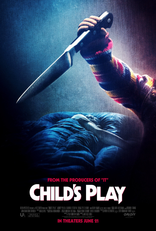 "Movie poster image for ""CHILD'S PLAY"""
