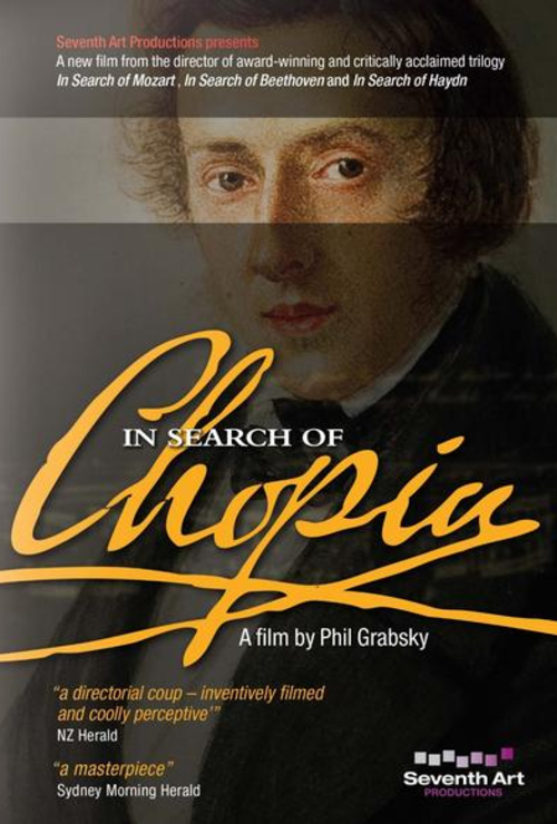 "Movie poster image for ""IN SEARCH OF CHOPIN"""