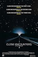 Poster of CLOSE ENCOUNTERS OF THE THIRD KIND in 35MM