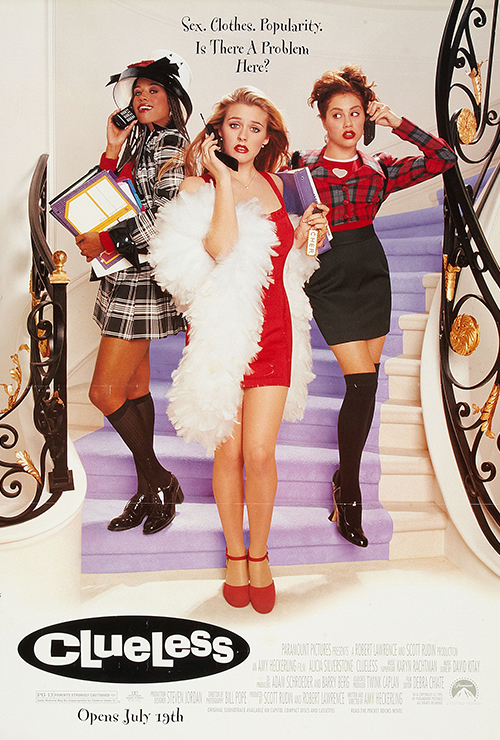 "Movie poster image for ""CLUELESS """