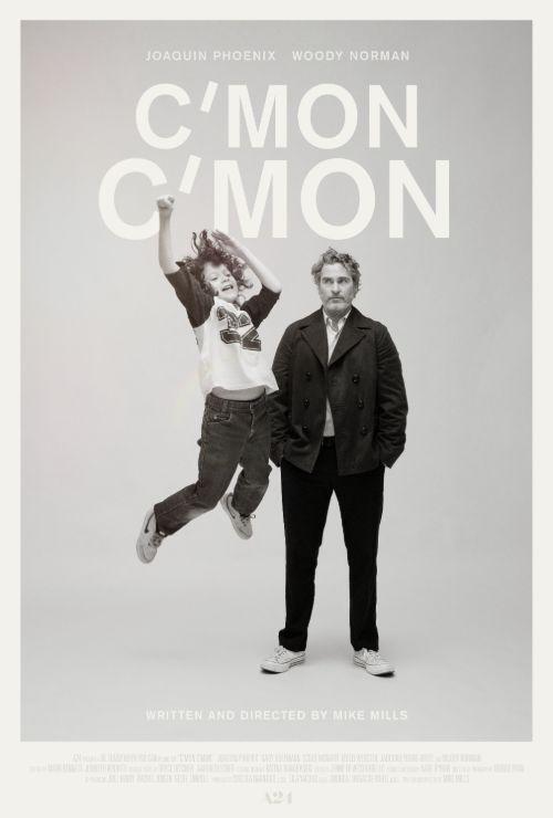 Movie poster image for C'MON C'MON